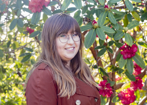 Scholarship recipient Kayla Davenport